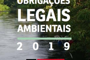 OBRIGAÇÕES LEGAIS AMBIENTAIS DE 2019